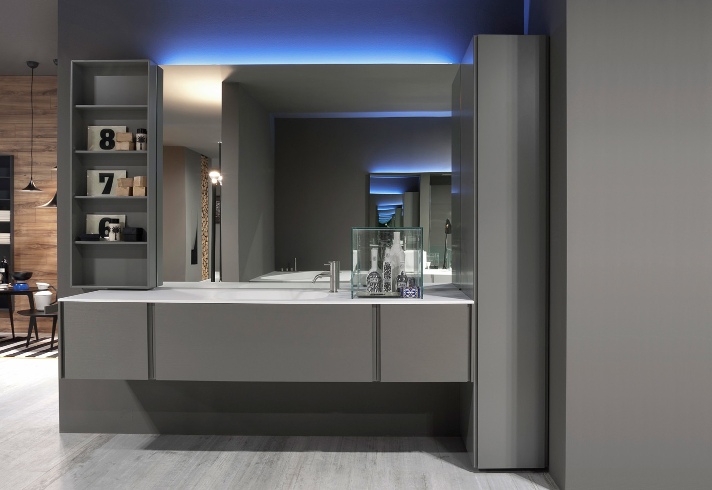 Exelen washbasin by Antonio Lupi  STYLEPARK