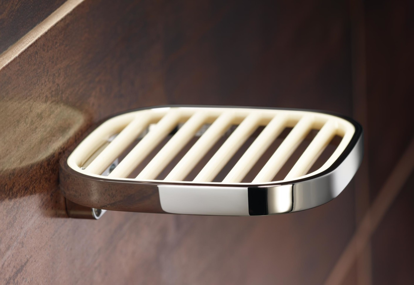 Gentle Soap tray by Dornbracht  STYLEPARK