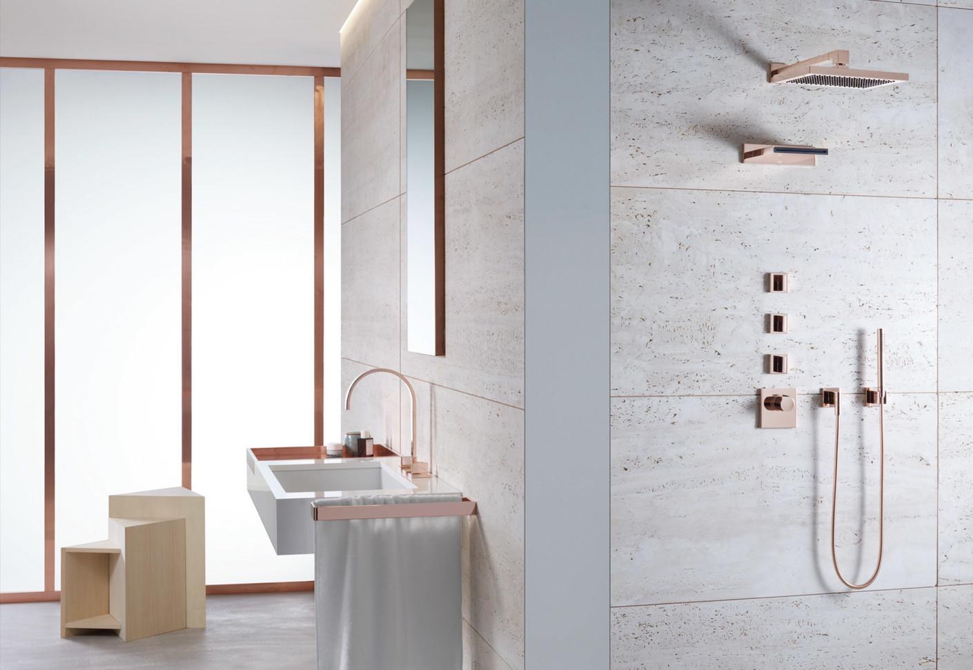 MEM Refinement shower by Dornbracht  STYLEPARK