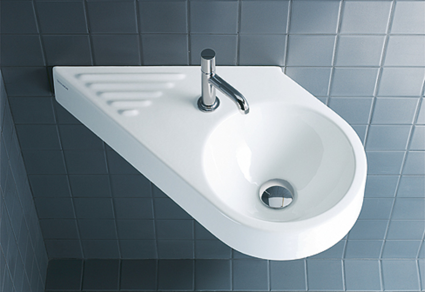 Architec Handrinse basin big by Duravit  STYLEPARK