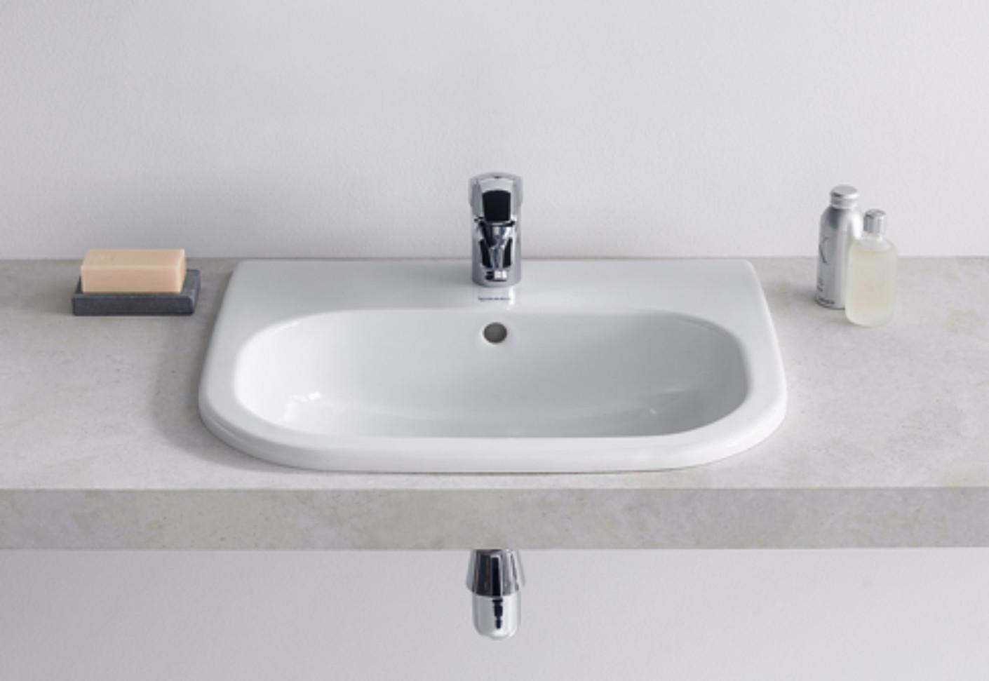 DCode Vanity basin by Duravit  STYLEPARK