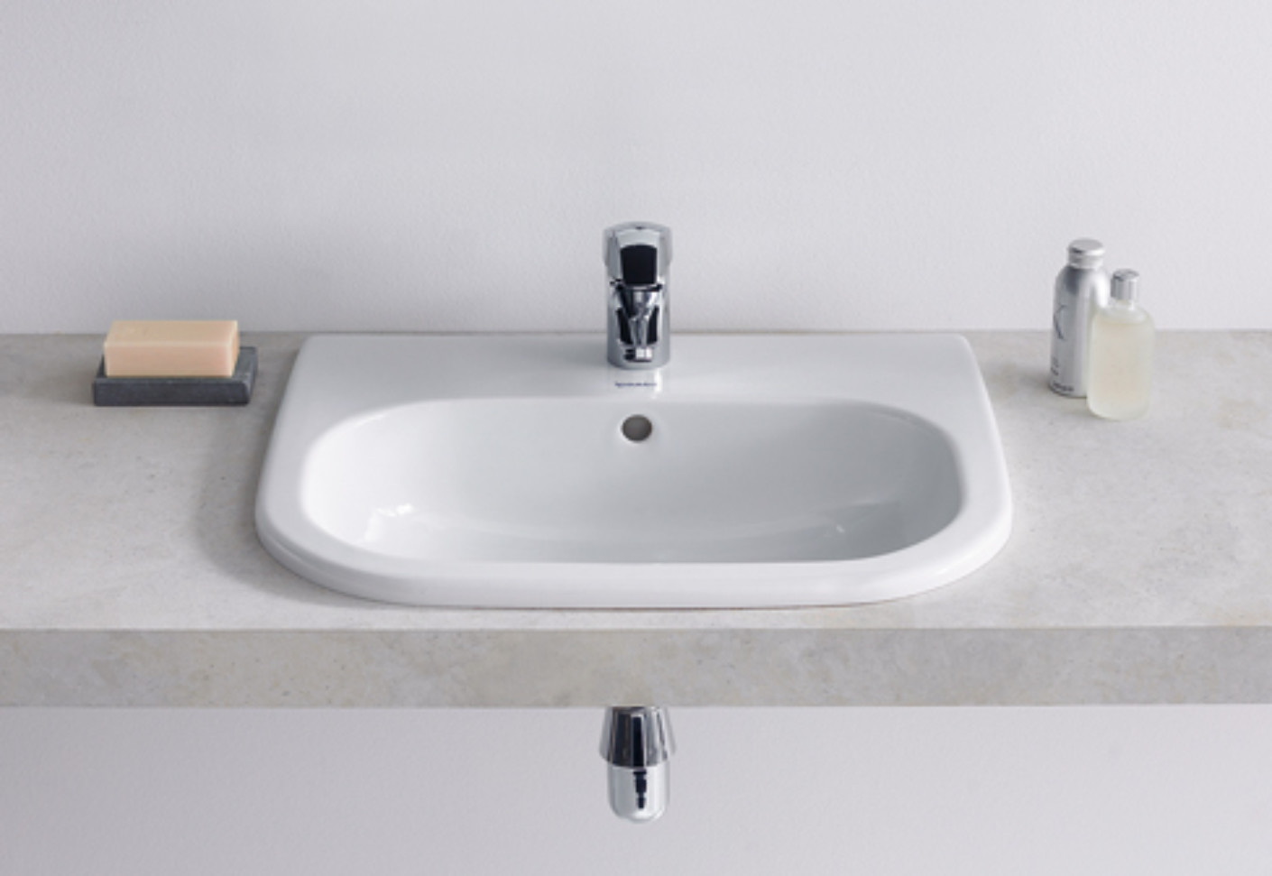 kitchen swivel chairs swedish knives d-code vanity basin by duravit | stylepark