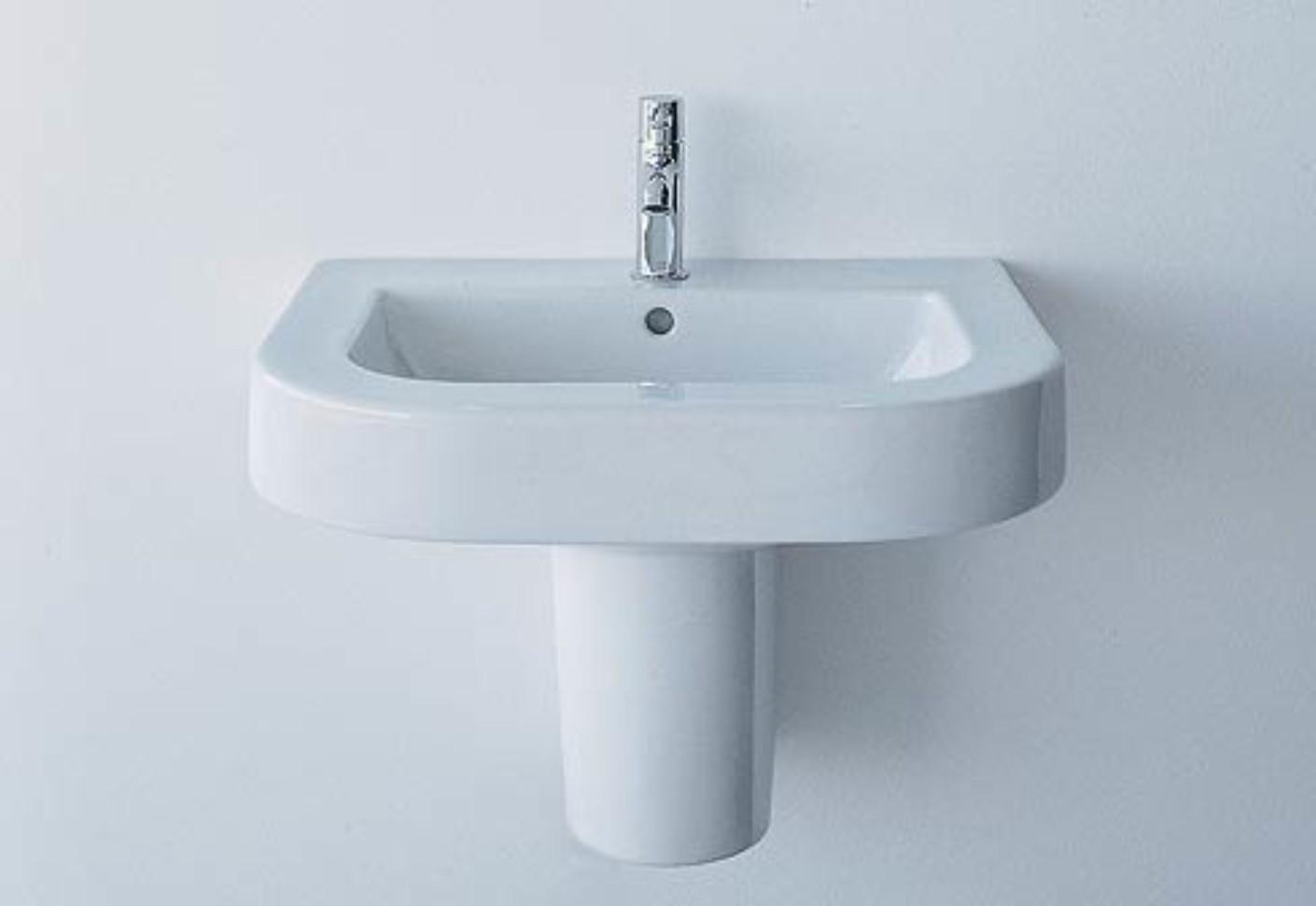 Happy D Wash basin by Duravit  STYLEPARK
