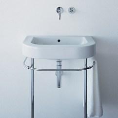 Kitchen Sink Manufacturers White Sinks Happy D. Washbasin With Frame By Duravit | Stylepark