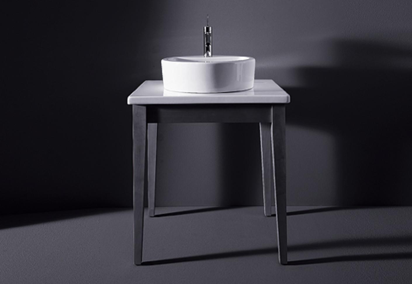 Starck 1 Washbasin by Duravit  STYLEPARK