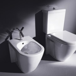 Waiting Chairs Baby Sleeping In Vibrating Chair Starck 2 Stand Wc Combination By Duravit | Stylepark