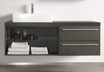 X-large Vanity Unit Open Duravit Stylepark