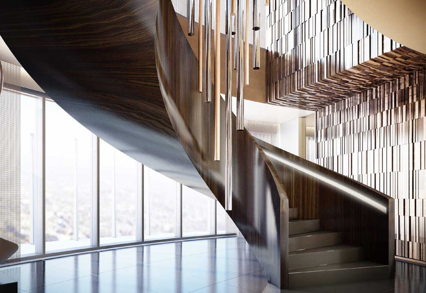 Luxury stairs by EeStairs  STYLEPARK