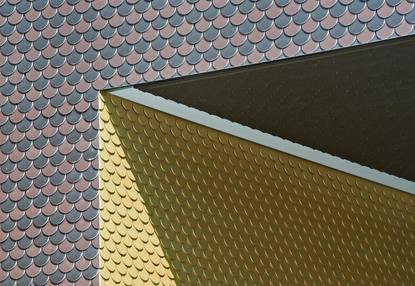 Fiber Cement Panels Small Format By Eternit Switzerland