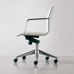 Executive Revolving Chair Specifications Kitchen Chairs Target Kx Swivel By Fantoni Stylepark