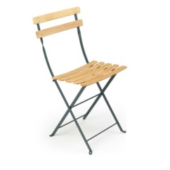 Fermob Bistro Chair Rubber Wood Table And Chairs Folding Naturel By Stylepark