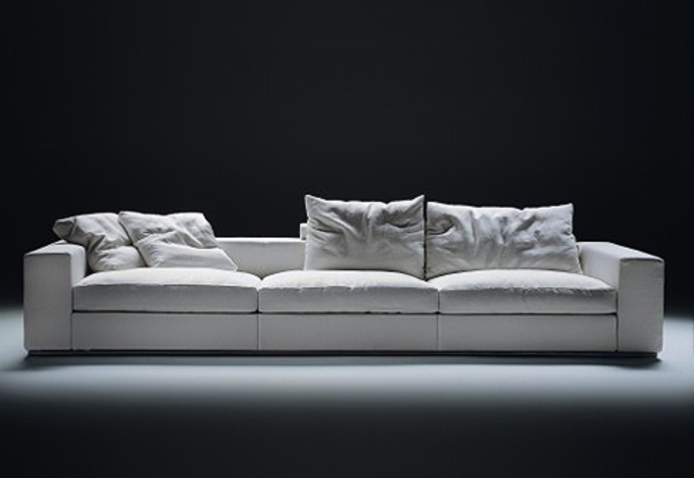 cushion sofa pictures upholstery service manila groundpiece by flexform | stylepark