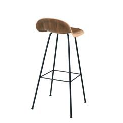 Bar Stool Chair Legs Bedroom Dublin I With Metal By Gubi Stylepark