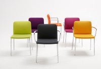 Audrey Soft chair by Kartell | STYLEPARK