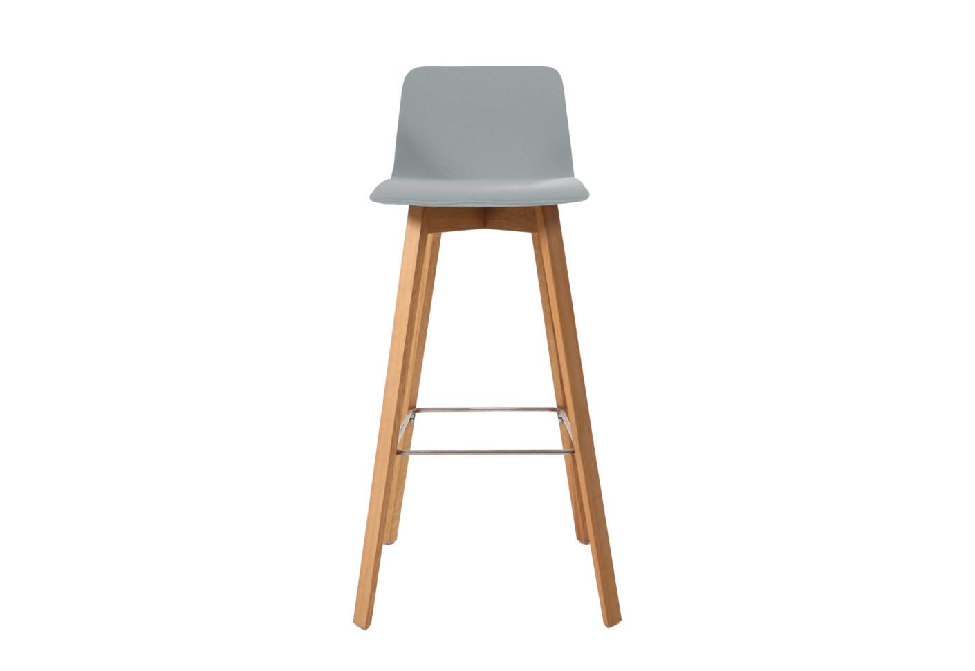 Maverick upholstered bar stool by KFF  STYLEPARK