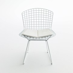 Bertoia Side Chair Fishing Bedchair 8 Leg By Knoll Stylepark