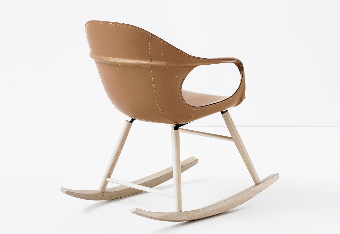 chair accessories manufacturers ergonomic with ottoman elephant leather rocking by kristalia stylepark
