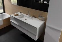 Living Square Bath Cabinet Laufen Stylepark