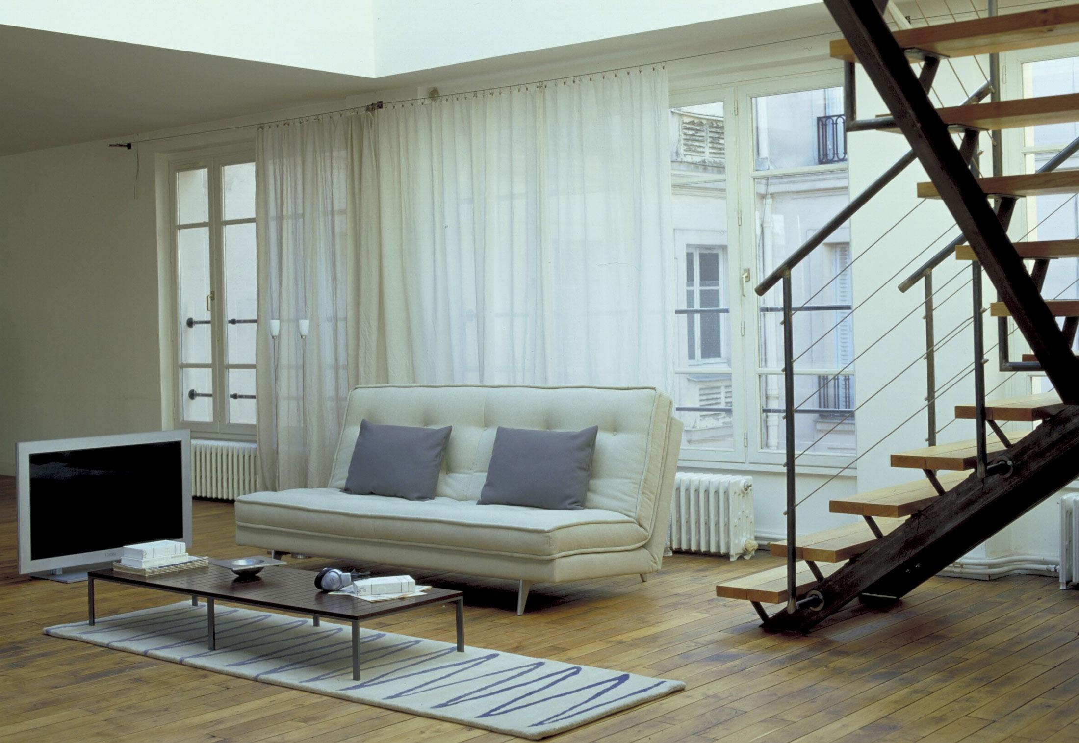 ligne roset nomade sofa leather modern uk express by stylepark