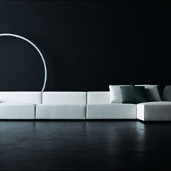 Wall Sofa Sectional Sofas For Small Es Vancouver By Living Divani Stylepark