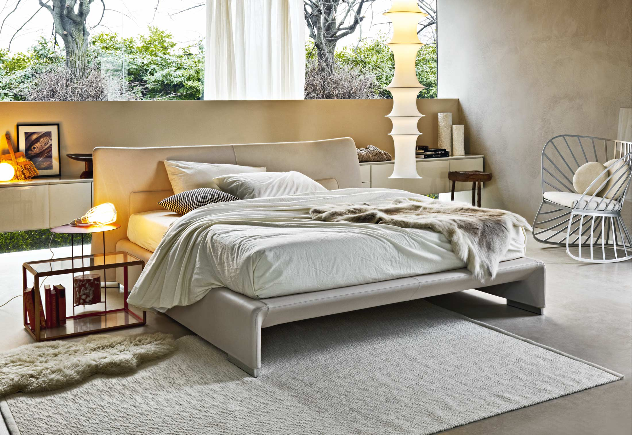 Glove bed by Molteni  C  STYLEPARK