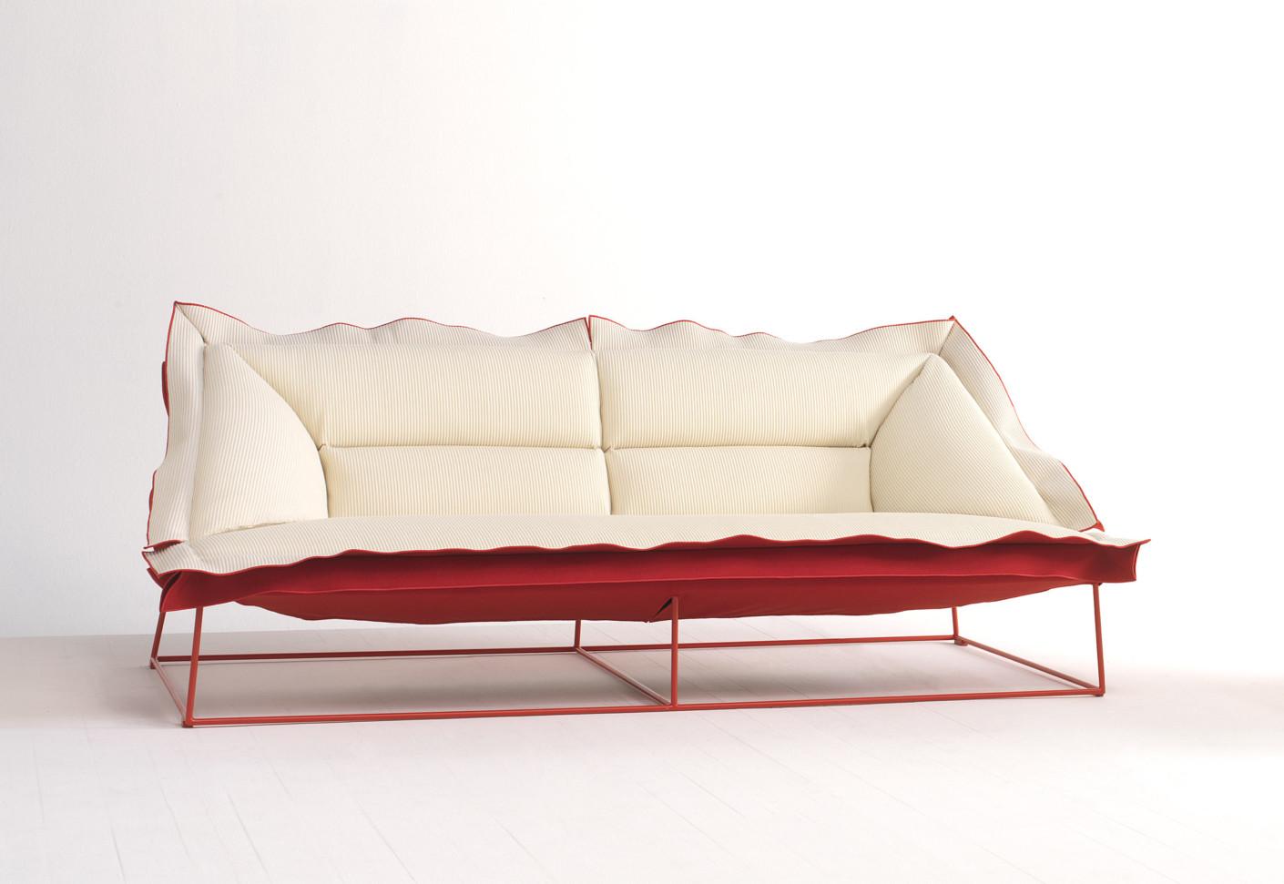Volant sofa by Moroso  STYLEPARK