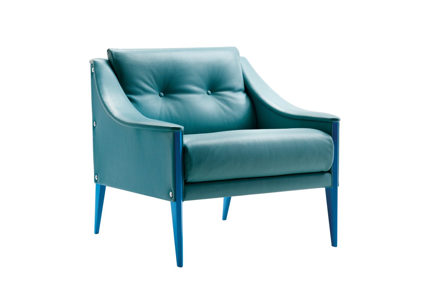 Dezza Armchair by Poltrona Frau  STYLEPARK