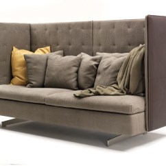 Poltrona Frau Sofa Review Lay Z Boy Sectional High Back Tufted Foter Thesofa