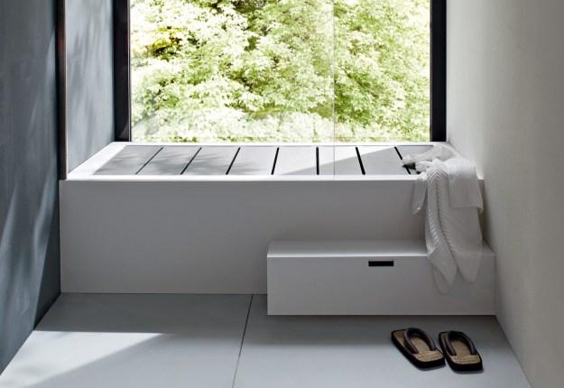 unico bathtub with top coverrexa design | stylepark