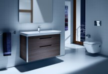 Dama Wash Basin With Vanity Unit Roca Stylepark