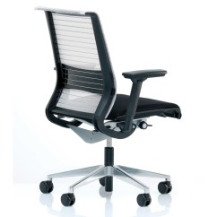 Swivel Chair Mechanism Suppliers Threshold Patio Chairs Think By Steelcase Stylepark