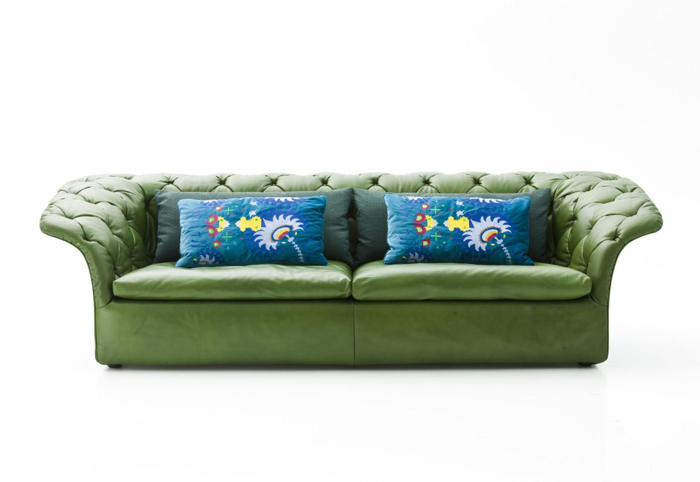 Bohemian sofa by Moroso  STYLEPARK