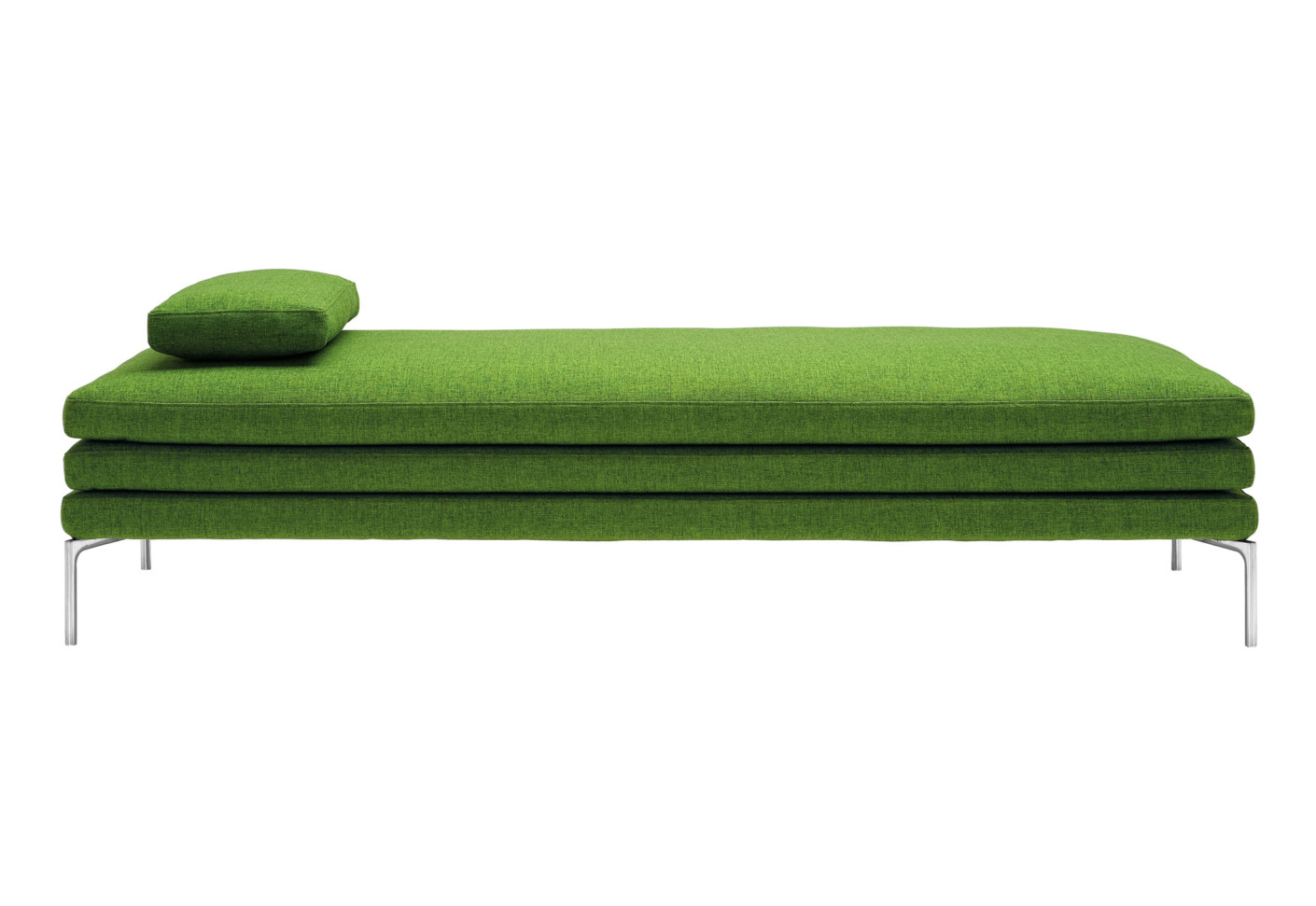 zanotta sofa bed l shape set with 1330 william chaise longue by stylepark