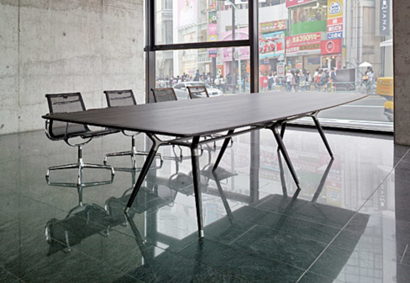X2 Conference Table By Zoom By Mobimex STYLEPARK