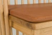 447 Leather seat pad by Studioilse | STYLEPARK