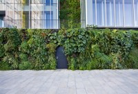 Outdoor Wall, Natura Towers by Vertical Garden Design ...