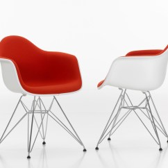 Eames Style Plastic Chair Gardman Garden Covers Armchair Dar By Vitra | Stylepark
