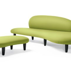 Noguchi Freeform Sofa Vitra Flexible Bed By Stylepark
