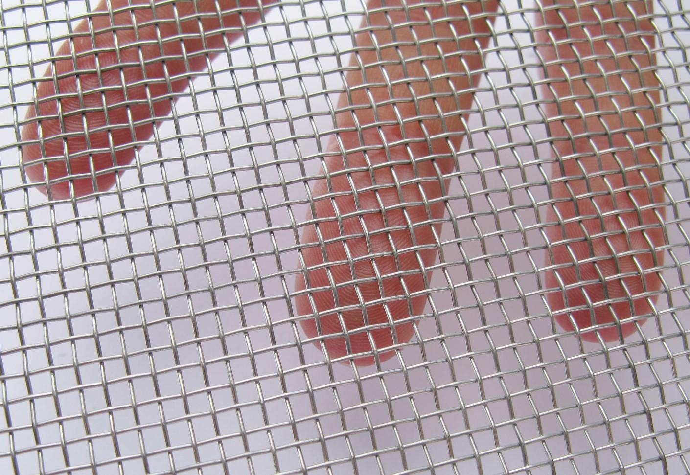 Galvanised Steel Wire Mesh By Weisse Amp Eschrich Stylepark