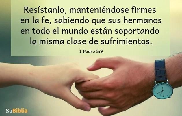 1 Pedro 5:9