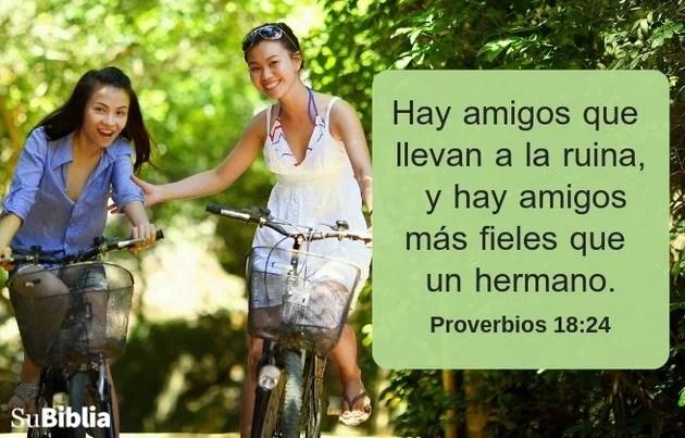 Proverbios 18:24