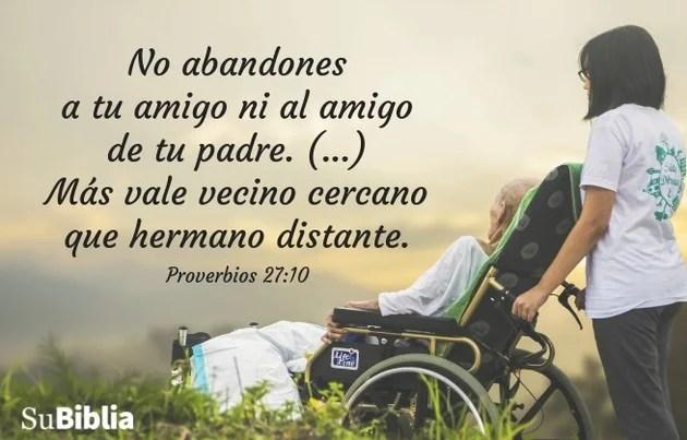 Proverbios 27:10