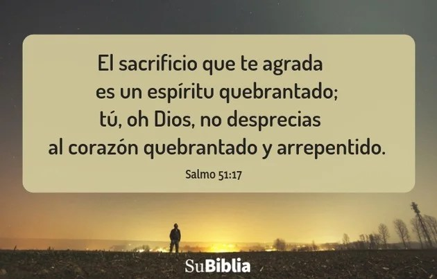Salmo 51 Explicado La Oracin De Un Pecador Arrepentido