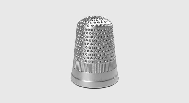 consider the thimble