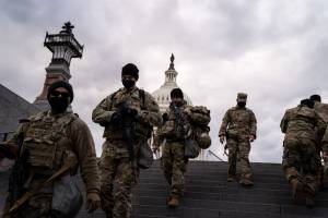 La nouvelle guerre contre le terrorisme domestique est en marche