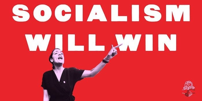What the Democrats' Democrat Socialists of America Are Up To As The Media Looks The Other Way