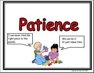 Patience clipart, Picture #202796 patience clipart