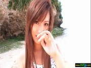 Outdoor Hard Fucking Cute Horny Asian Nasty Japanese vid-09