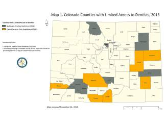 More Medicaid dental coverage doesn't mean more dental ...