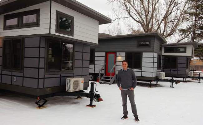 Aspen Skiing Co Joins Tiny House Nation With Experimental